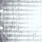 Figure 14: Beethoven Symphony No 7, Mvt. 1, bars 1 and 2