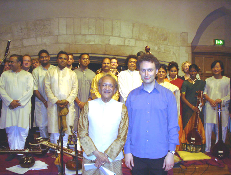 Ravi Shankar and David Murphy